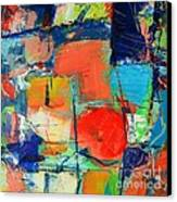 Colorscape Canvas Print by Ana Maria Edulescu