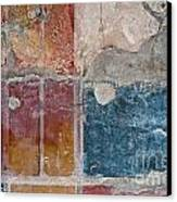 Colours Of Herculaneum Canvas Print by Marion Galt