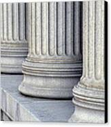 Columns Canvas Print by Jon Neidert