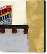 Composition 2 Canvas Print by Hitendra SINKAR