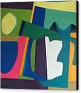 Concert Canvas Print by Diane Fine