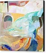 Consoling Yaakov Avinu Canvas Print by David Baruch Wolk