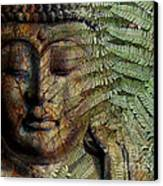 Convergence Of Thought Canvas Print by Christopher Beikmann