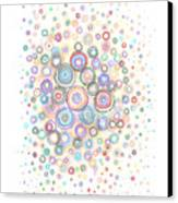 Convexity Canvas Print by Regina Valluzzi