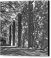 Cornell College Tarr Hall Canvas Print by University Icons