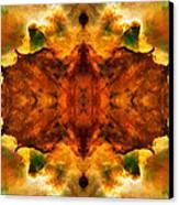 Cosmic Kaleidoscope 2  Canvas Print by The  Vault - Jennifer Rondinelli Reilly