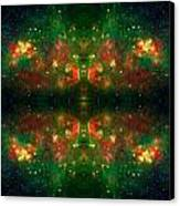Cosmic Kaleidoscope 3 Canvas Print by Jennifer Rondinelli Reilly - Fine Art Photography