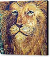 Courage Canvas Print by Doug Kreuger