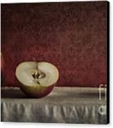 Cox Orange Apples Canvas Print by Priska Wettstein