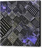 Crosshatch Canvas Print by Peter J Sucy