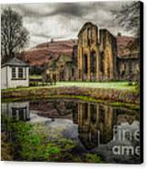 Crucis Abbey Canvas Print by Adrian Evans