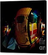 Daft Punk Pharrell Williams  Canvas Print by Marvin Blaine
