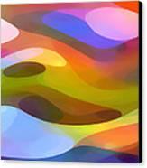 Dappled Light 10 Canvas Print by Amy Vangsgard