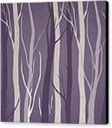 Dark Forest Canvas Print by Aged Pixel