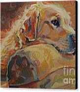 Daydream Canvas Print by Kimberly Santini