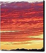 Days End Canvas Print by Bruce Bley