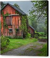 Days Gone By Canvas Print by Bill Wakeley