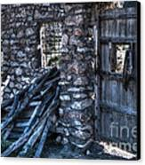 Days Gone By Canvas Print by Heiko Koehrer-Wagner