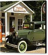 Days Gone By Canvas Print by Kathleen Struckle