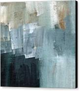 Days Like This - Abstract Painting Canvas Print by Linda Woods