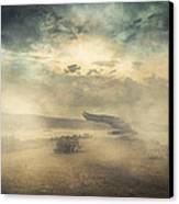 Deep Sleep Canvas Print by Taylan Soyturk