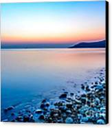 Deganwy North Wales Canvas Print by Adrian Evans