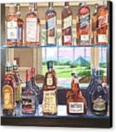 Del Coronado Spirits Canvas Print by Mary Helmreich