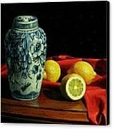 Delft Canvas Print by Bruno Capolongo