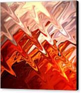 Desert Light Canvas Print by Aidan Moran