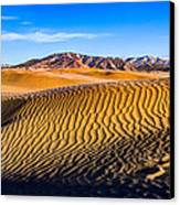 Desert Lines Canvas Print by Chad Dutson