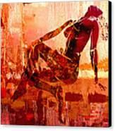Devotion Canvas Print by Stefan Kuhn