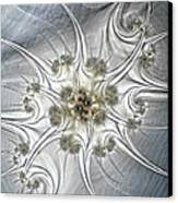 Diamonds Canvas Print by Sharon Lisa Clarke