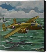 Doolittle Raider 2 Canvas Print by Murray McLeod