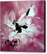 Douceur Canvas Print by Isabelle Vobmann