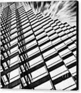 Downtown Canvas Print by Scott Pellegrin