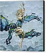 Dream Canvas Print by Karina Llergo Salto