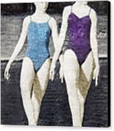 Dream Of Dance Canvas Print by Deborah Smith