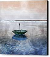 Drifter Canvas Print by Betsy Knapp