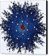 Dual Citizenship 1 Canvas Print by First Star Art