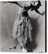 Duncan, Isadora 1878-1927. � Canvas Print by Everett
