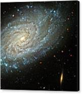 Dusty Galaxy Canvas Print by The  Vault - Jennifer Rondinelli Reilly