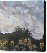 Early September Dawn Canvas Print by Grace Keown