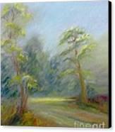 Early Spring Canvas Print by Addie Hocynec