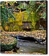 Eden Canvas Print by Frozen in Time Fine Art Photography