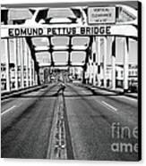 Edmund Pettus Bridge Canvas Print by Danny Hooks