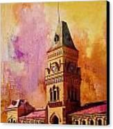 Empress Market Canvas Print by Catf