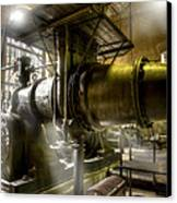 Engine Room Canvas Print by Heiko Koehrer-Wagner