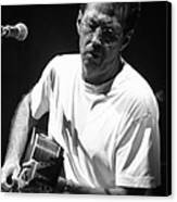 Eric Clapton 003 Canvas Print by Timothy Bischoff
