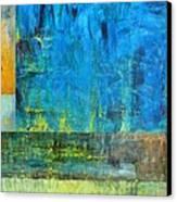 Essence Of Blue Canvas Print by Michelle Calkins