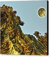 Event Horizon.   Canvas Print by Tautvydas Davainis